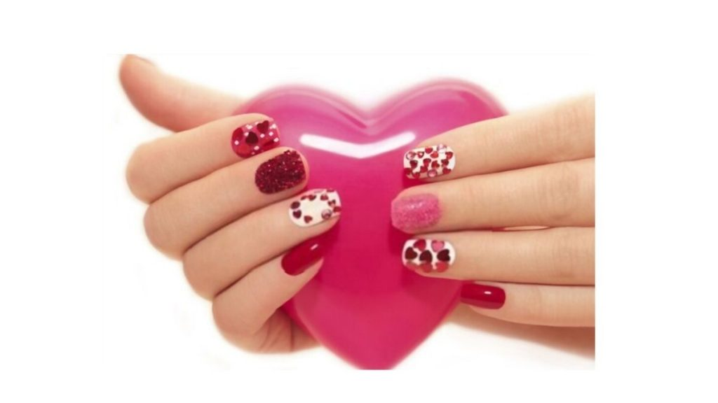 Valentines Day Nail Ideas